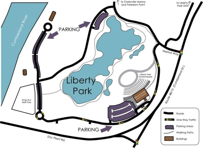 Liberty Park map of buildings (JPG) Opens in new window